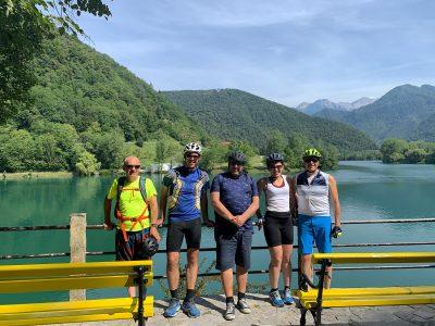 Isonzo tour, Gobiketour